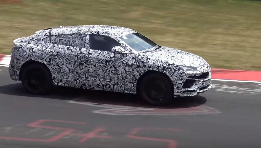Siêu xe Lamborghini Urus 2018 sắp ra mắt cuối năm 2017