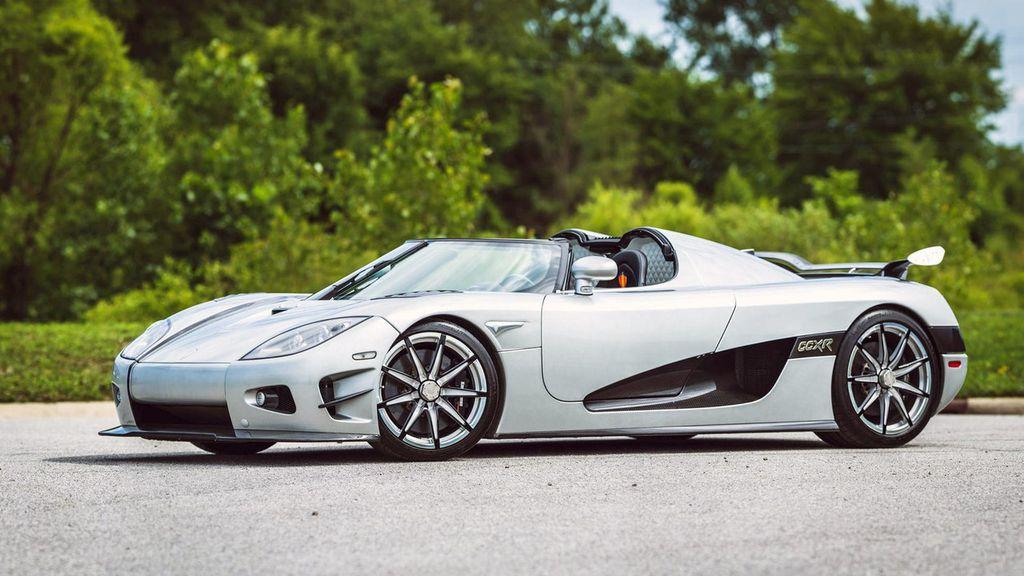 """Siêu xe của Floyd Mayweather - Koenigsegg CCXR Trevita 2010 chuẩn bị được """"lên sàn"""""""