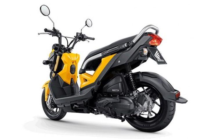 Honda Zoomer-X sắp trình làng với mức giá 35 triệu đồng