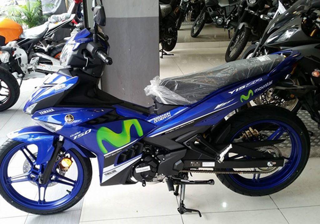 Phiên bản đặc biệt Yamaha Exciter 150 Movistar chính thức vén màn, giá bán  46 triệu đồng
