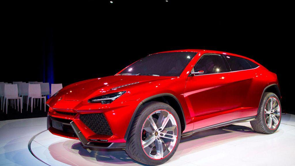 Lamborghini Urus Chiếc Suv Mang Phong Cach Sieu Xe đang Mong Chờ Nhất
