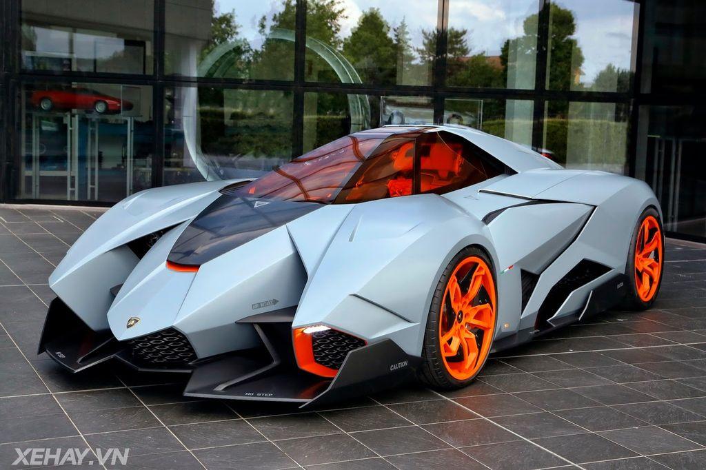 Quot Si 234 U Xe Kh 244 Ng Thể Xuống Phố Quot Lamborghini Egoista Sẽ C 243