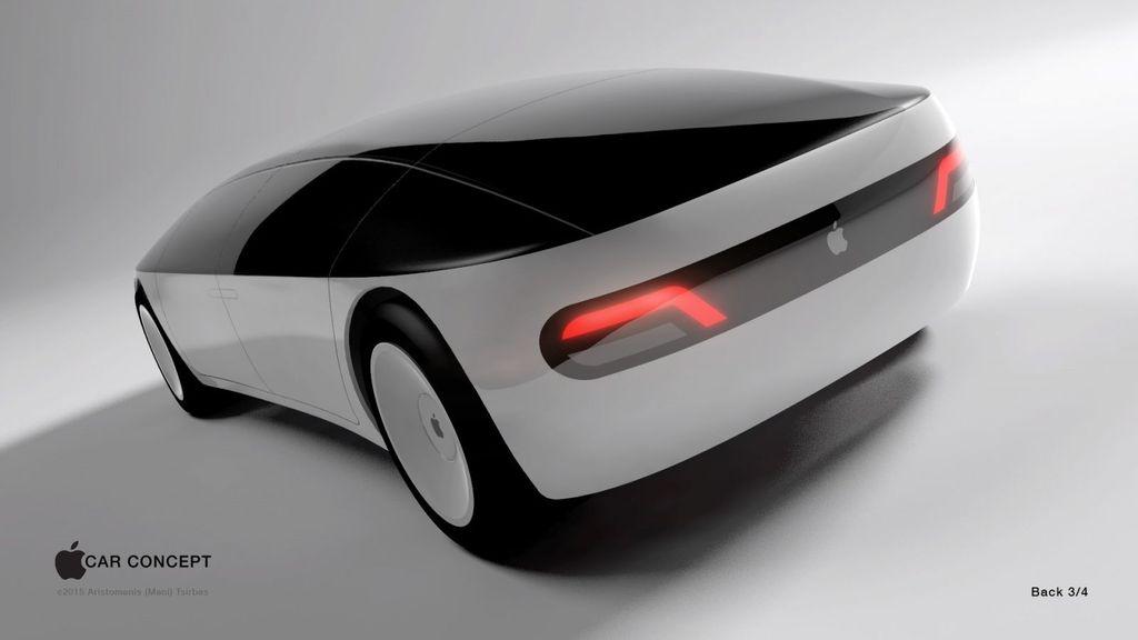 Apple sắp trình làng mẫu ô tô tự lái của hãng