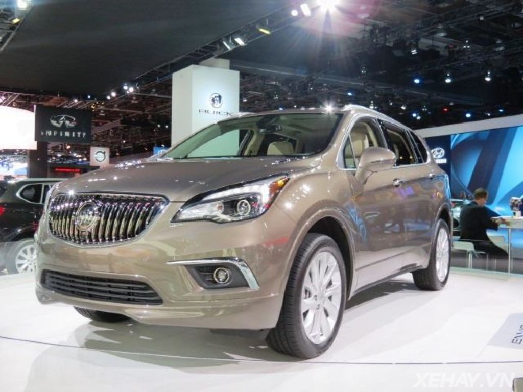 m nh p kh u buick envision made in china. Black Bedroom Furniture Sets. Home Design Ideas