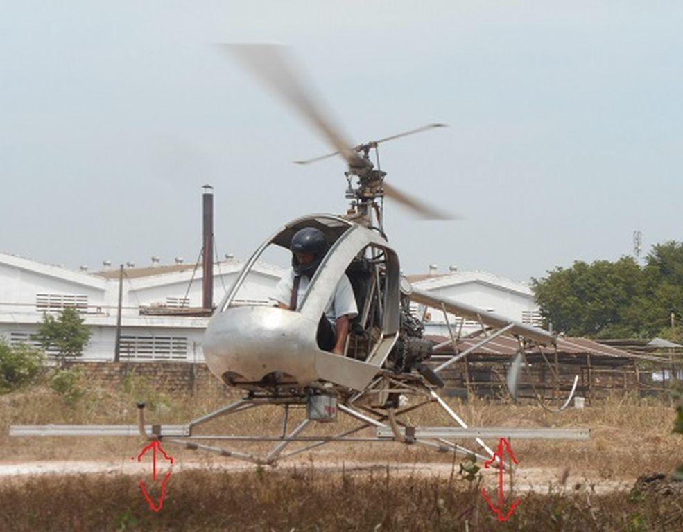 Cấm máy bay trực thăng