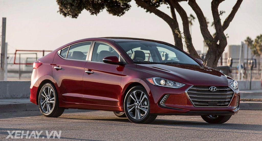 Hyundai sớm ra mắt Elantra Sport để cạnh tranh Honda Civic Si