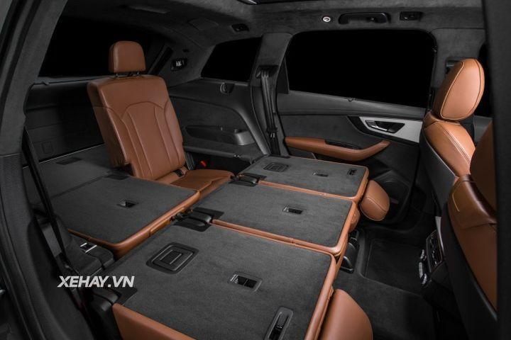 ĐÁNH GIÁ XE] Audi Q7 2017 thiết lập chuẩn mực mới cho dòng SUV hạng sang
