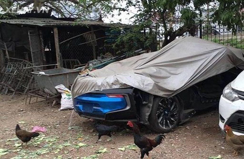Bmw I8 Xui Xẻo Nhất Việt Nam Chọn Chuồng Ga Lam điểm Dừng Chan