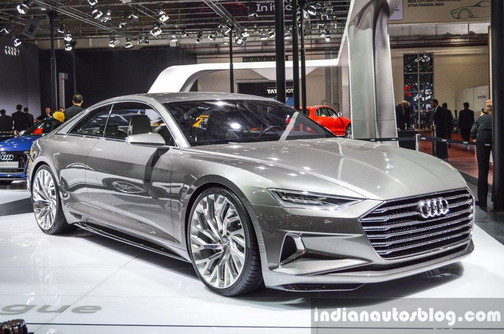 Audi A8 2018 ra mắt vào cuối 2017 sẽ bổ sung 2 biến thể ...