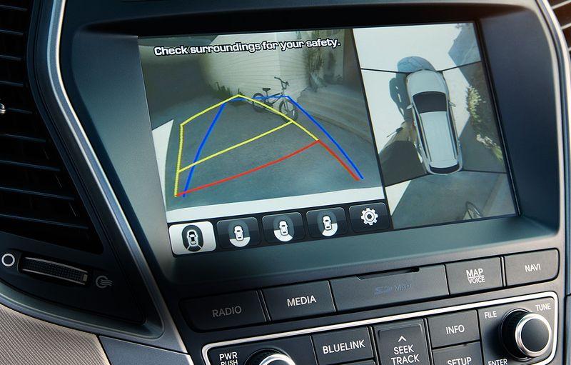 [ĐÁNH GIÁ XE] Hyundai Santa Fe 2017: thay đổi mạnh mẽ nội ...