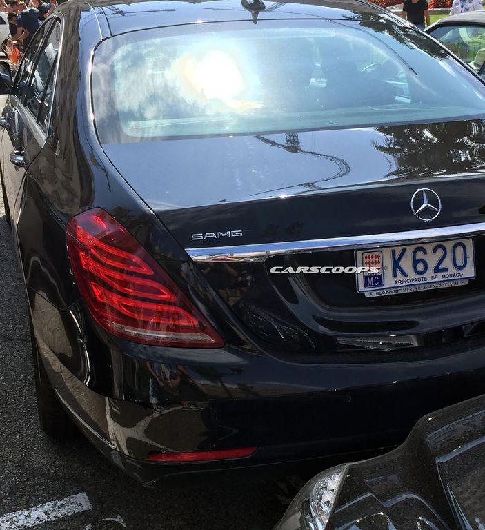 Mercedes-Benz S-Class 2017 bản nâng cấp bị lộ hình ảnh? 3