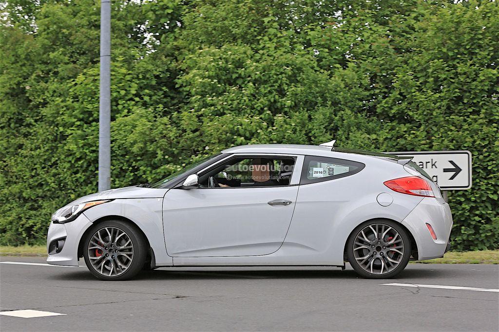 Hyundai Rm16 >> Hyundai thử nghiệm khung gầm mới với Veloster tại Nurburgring