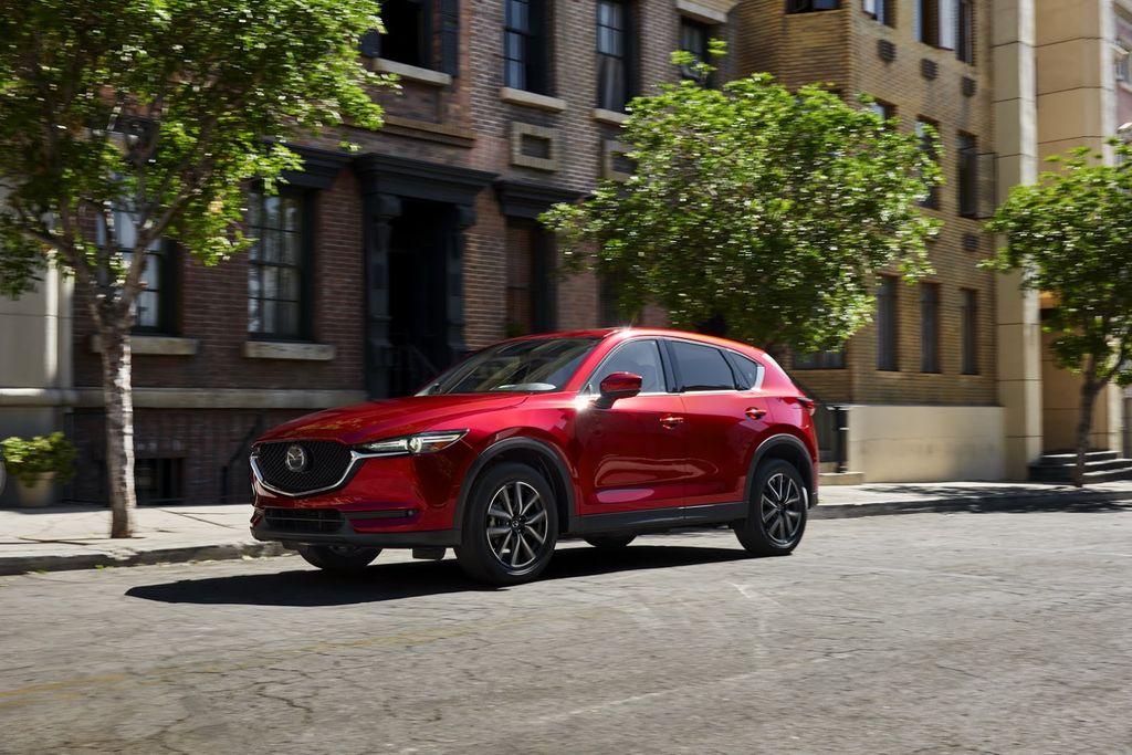 Mazda CX-5 MPS 2017 sẽ sử dụng động cơ tăng áp 2.5l?
