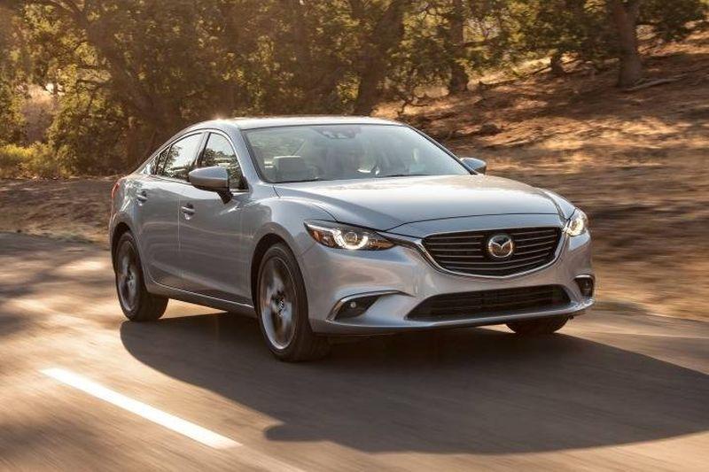 ĐÁNH GIÁ XE] Mazda 6 2017- chiếc sedan hạng trung đáng mua