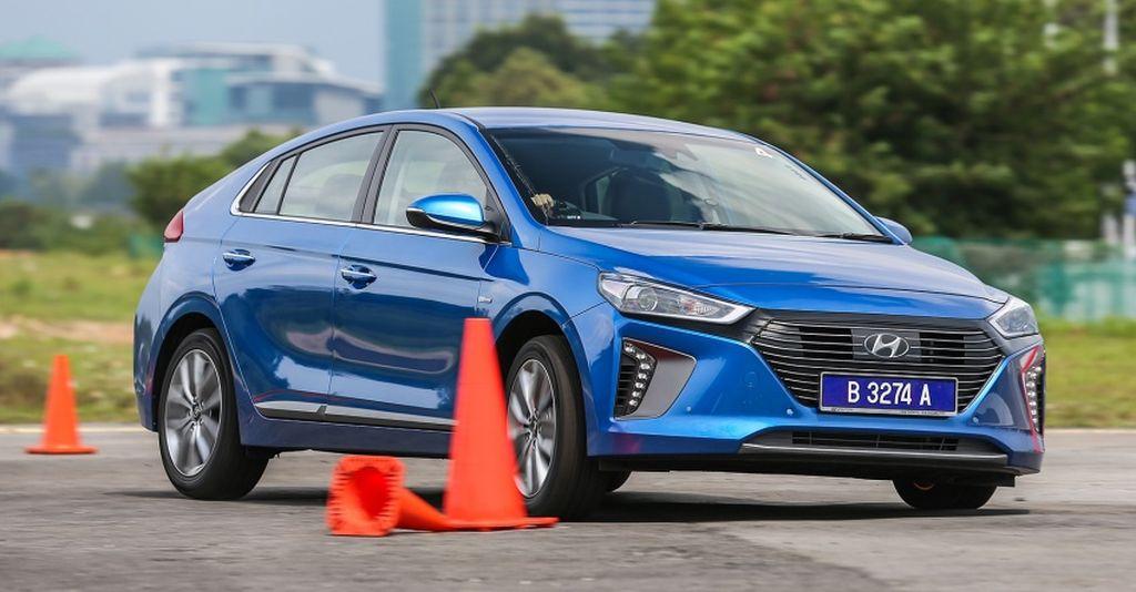 Hyundai Ioniq Hybrid Plus tăng giá tại Đông Nam Á, khởi điểm từ 577 triệu VNĐ - ảnh 6