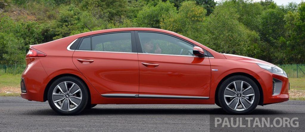 Hyundai Ioniq Hybrid Plus tăng giá tại Đông Nam Á, khởi điểm từ 577 triệu VNĐ - ảnh 4