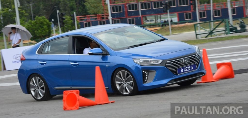 Hyundai Ioniq Hybrid Plus tăng giá tại Đông Nam Á, khởi điểm từ 577 triệu VNĐ - ảnh 7
