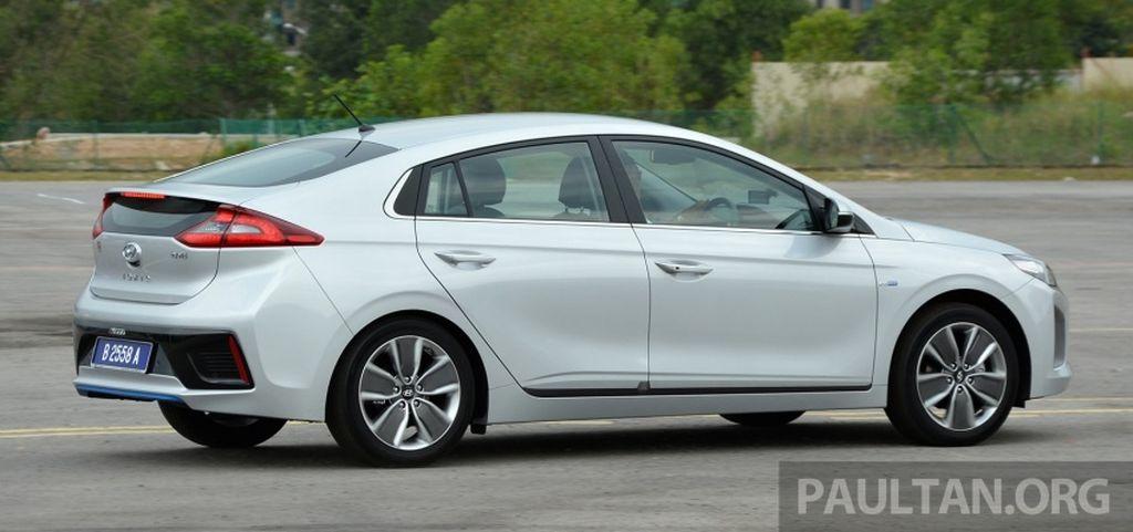 Hyundai Ioniq Hybrid Plus tăng giá tại Đông Nam Á, khởi điểm từ 577 triệu VNĐ - ảnh 8