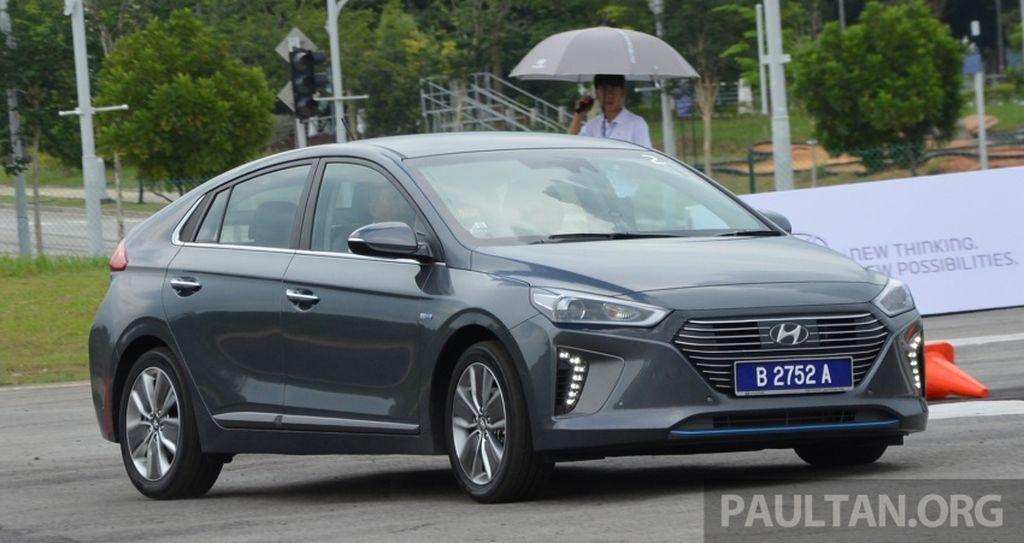 Hyundai Ioniq Hybrid Plus tăng giá tại Đông Nam Á, khởi điểm từ 577 triệu VNĐ - ảnh 9