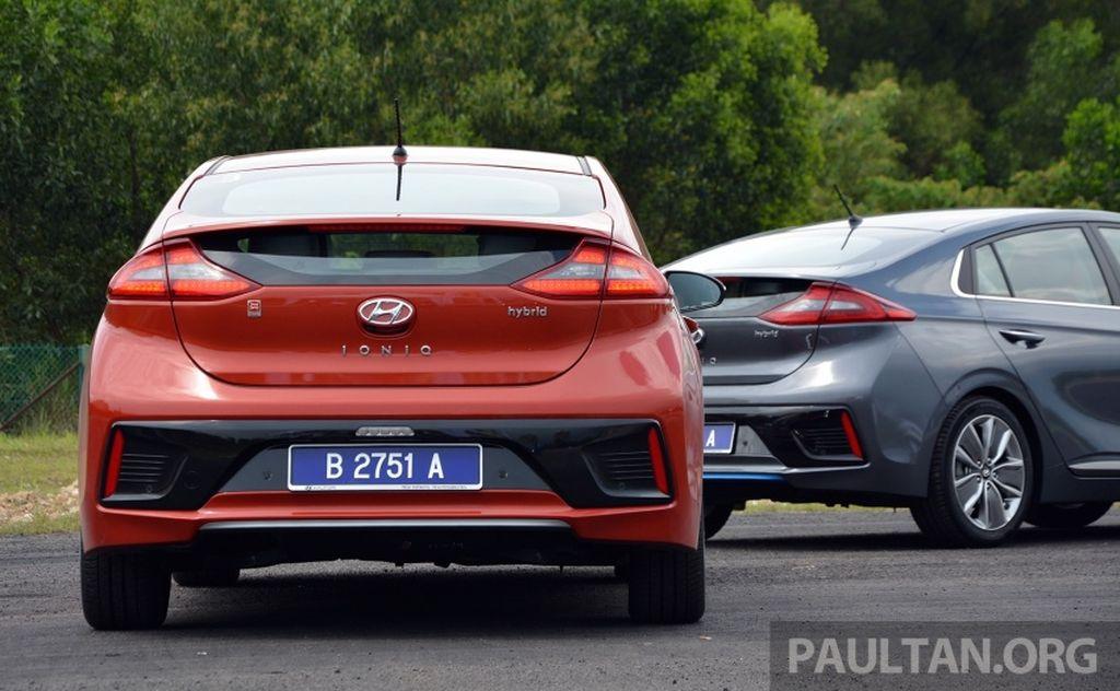 Hyundai Ioniq Hybrid Plus tăng giá tại Đông Nam Á, khởi điểm từ 577 triệu VNĐ - ảnh 10