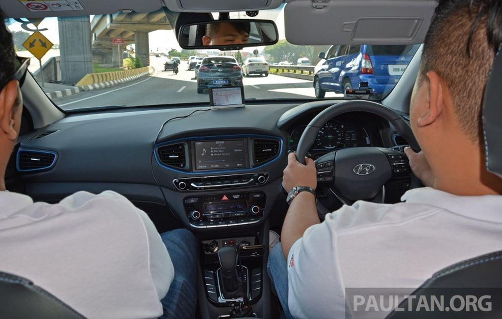 Hyundai Ioniq Hybrid Plus tăng giá tại Đông Nam Á, khởi điểm từ 577 triệu VNĐ - ảnh 15