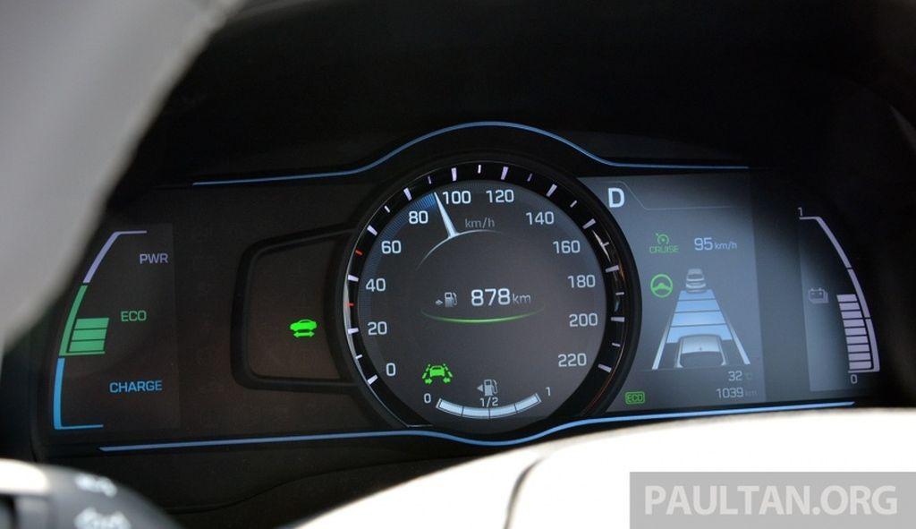 Hyundai Ioniq Hybrid Plus tăng giá tại Đông Nam Á, khởi điểm từ 577 triệu VNĐ - ảnh 16