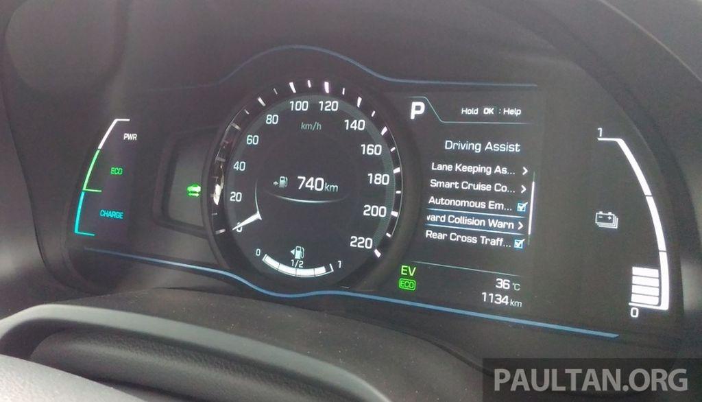 Hyundai Ioniq Hybrid Plus tăng giá tại Đông Nam Á, khởi điểm từ 577 triệu VNĐ - ảnh 17