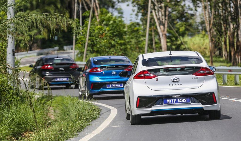 Hyundai Ioniq Hybrid Plus tăng giá tại Đông Nam Á, khởi điểm từ 577 triệu VNĐ - ảnh 12