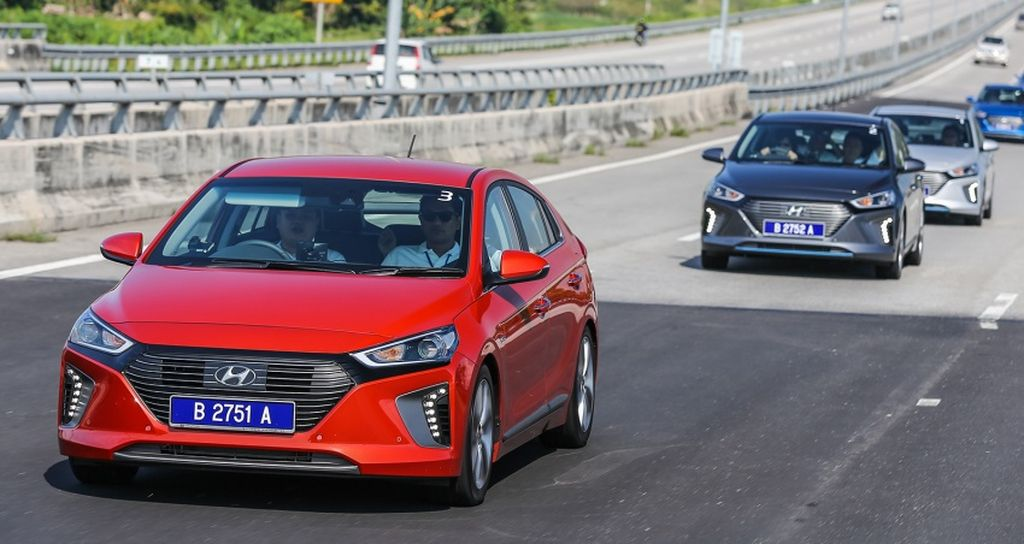 Hyundai Ioniq Hybrid Plus tăng giá tại Đông Nam Á, khởi điểm từ 577 triệu VNĐ - ảnh 11