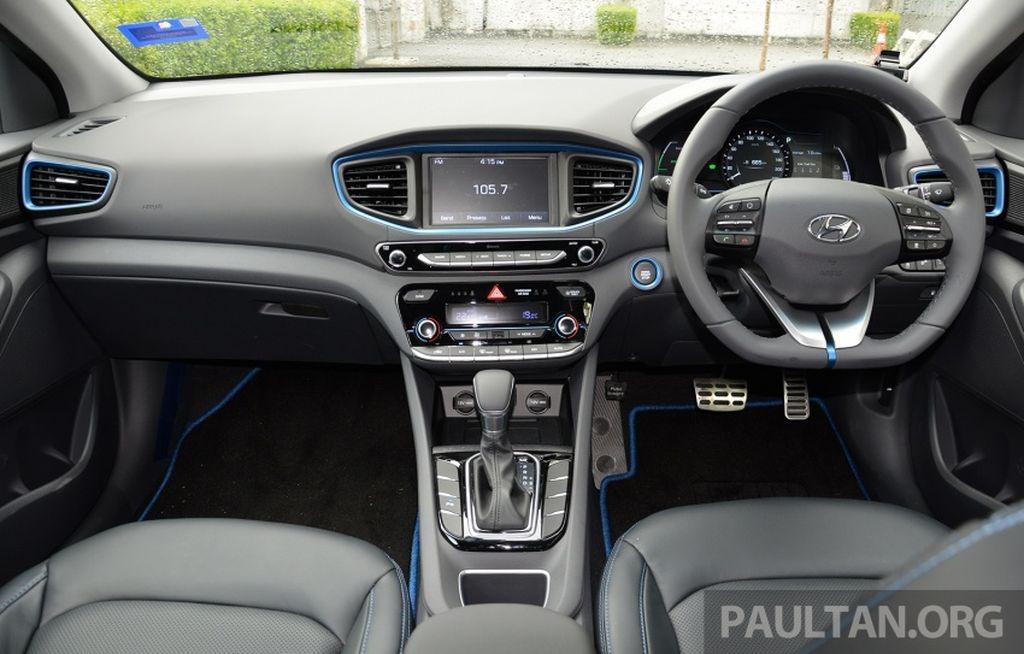Hyundai Ioniq Hybrid Plus tăng giá tại Đông Nam Á, khởi điểm từ 577 triệu VNĐ - ảnh 13
