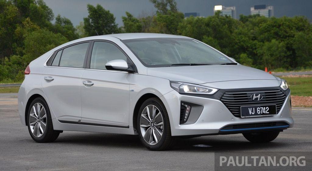 Hyundai Ioniq Hybrid Plus tăng giá tại Đông Nam Á, khởi điểm từ 577 triệu VNĐ - ảnh 1