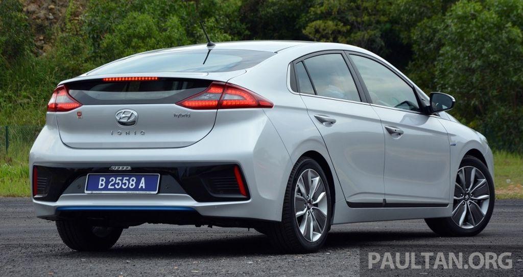 Hyundai Ioniq Hybrid Plus tăng giá tại Đông Nam Á, khởi điểm từ 577 triệu VNĐ - ảnh 2