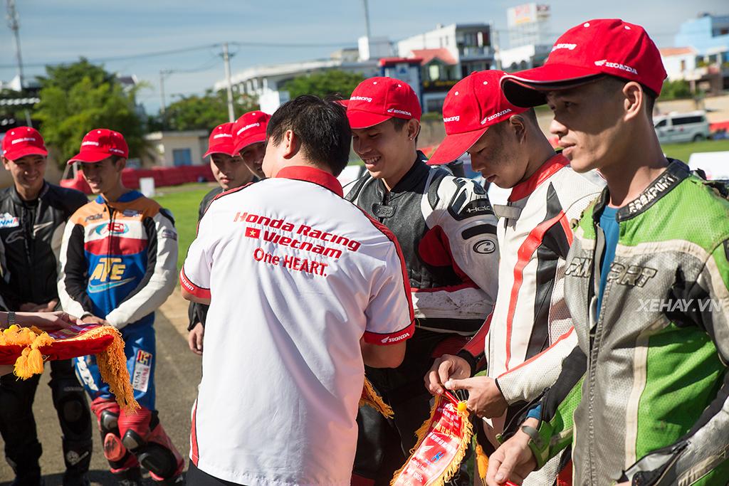 Hình ảnh: Những hình ảnh ấn tượng tại Honda Racing Cup chặng 4 - Tuy Hòa số 13