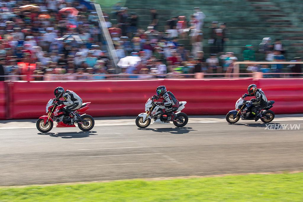 Hình ảnh: Những hình ảnh ấn tượng tại Honda Racing Cup chặng 4 - Tuy Hòa số 1