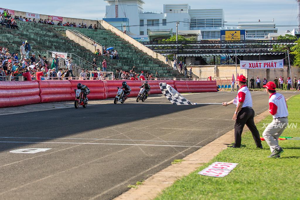 Hình ảnh: Những hình ảnh ấn tượng tại Honda Racing Cup chặng 4 - Tuy Hòa số 24