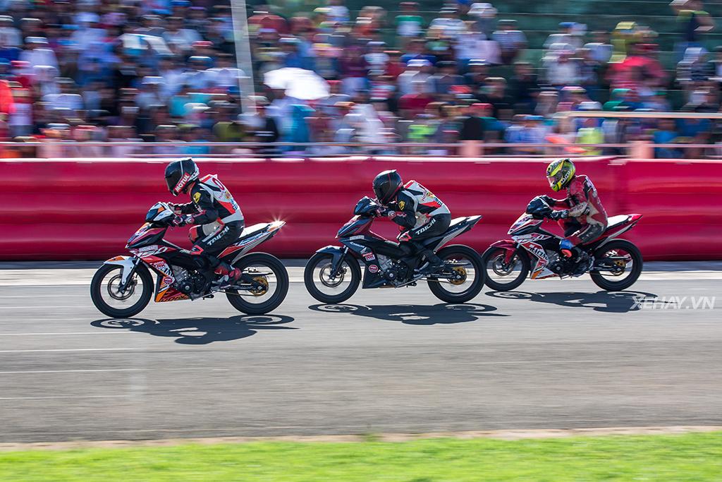 Hình ảnh: Những hình ảnh ấn tượng tại Honda Racing Cup chặng 4 - Tuy Hòa số 3