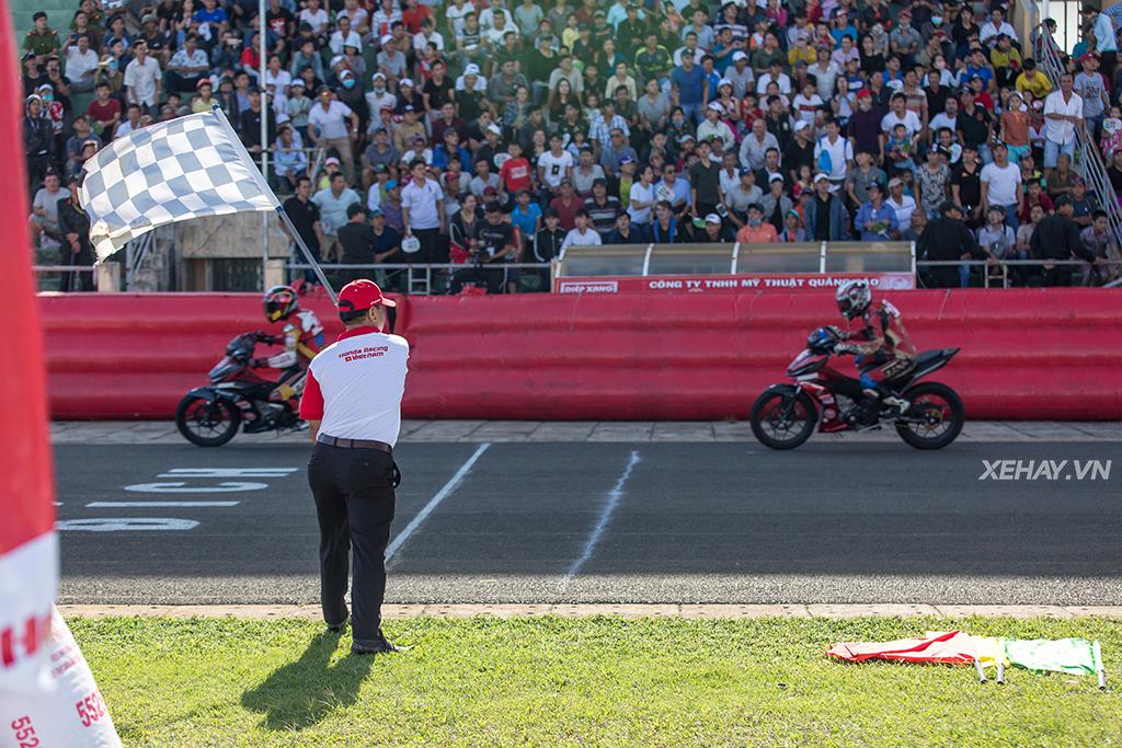Hình ảnh: Những hình ảnh ấn tượng tại Honda Racing Cup chặng 4 - Tuy Hòa số 27