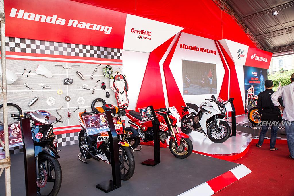 Hình ảnh: Những hình ảnh ấn tượng tại Honda Racing Cup chặng 4 - Tuy Hòa số 5