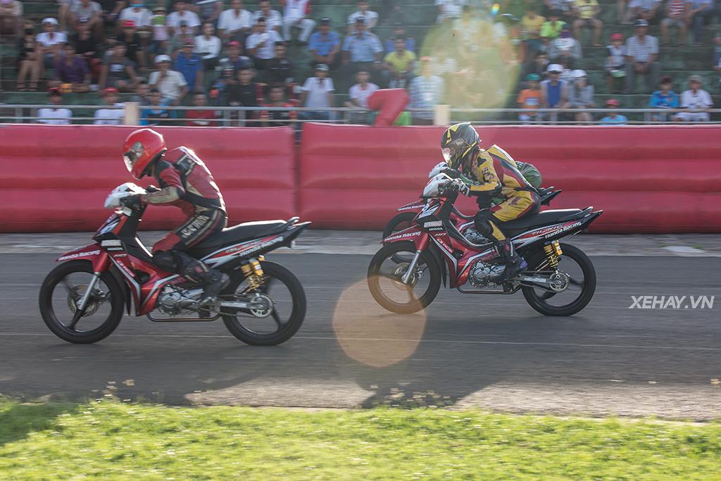 Hình ảnh: Những hình ảnh ấn tượng tại Honda Racing Cup chặng 4 - Tuy Hòa số 38