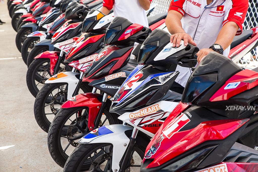 Hình ảnh: Những hình ảnh ấn tượng tại Honda Racing Cup chặng 4 - Tuy Hòa số 9