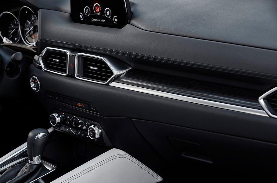 Hình ảnh: [ĐÁNH GIÁ XE] Mazda CX-5 2017 - Lột xác để trở thành crossover tinh tế và cao cấp số 7