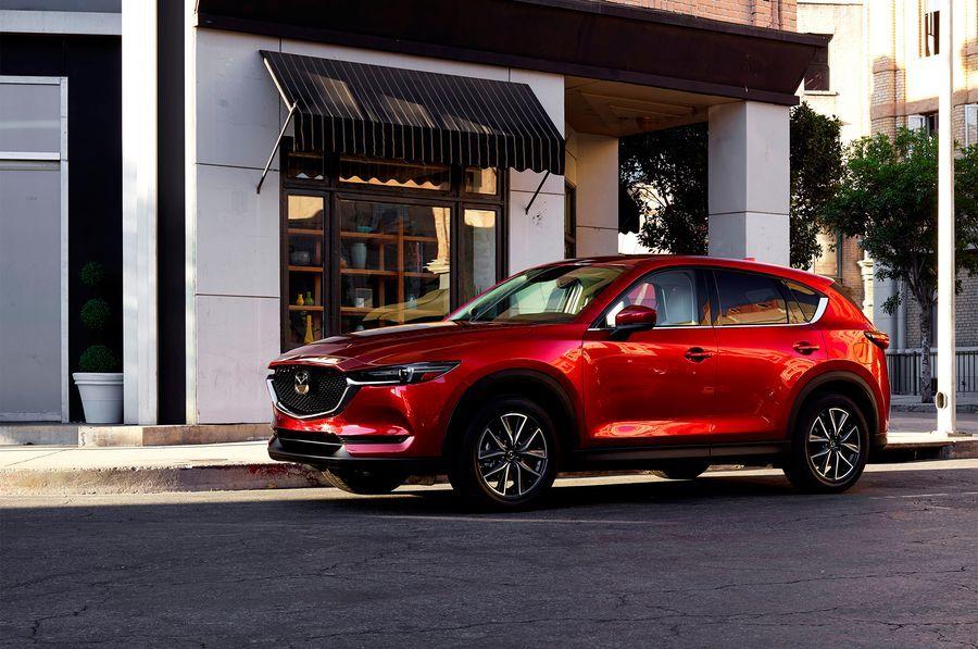 Hình ảnh: [ĐÁNH GIÁ XE] Mazda CX-5 2017 - Lột xác để trở thành crossover tinh tế và cao cấp số 18