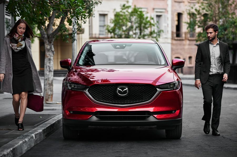 Hình ảnh: [ĐÁNH GIÁ XE] Mazda CX-5 2017 - Lột xác để trở thành crossover tinh tế và cao cấp số 10