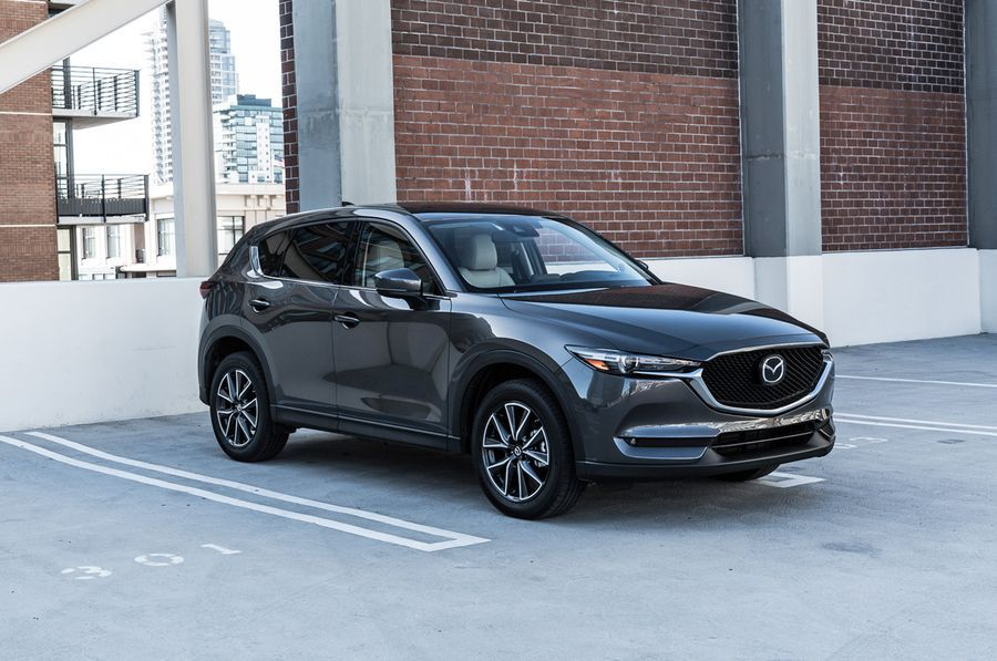 Hình ảnh: [ĐÁNH GIÁ XE] Mazda CX-5 2017 - Lột xác để trở thành crossover tinh tế và cao cấp số 2