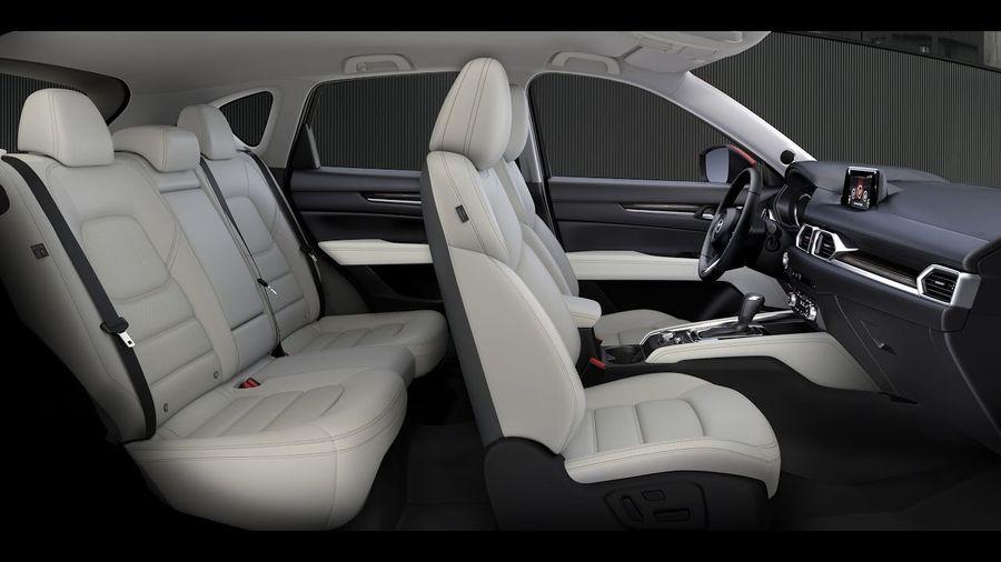 Hình ảnh: [ĐÁNH GIÁ XE] Mazda CX-5 2017 - Lột xác để trở thành crossover tinh tế và cao cấp số 13