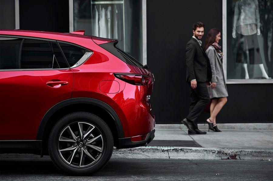 Hình ảnh: [ĐÁNH GIÁ XE] Mazda CX-5 2017 - Lột xác để trở thành crossover tinh tế và cao cấp số 5