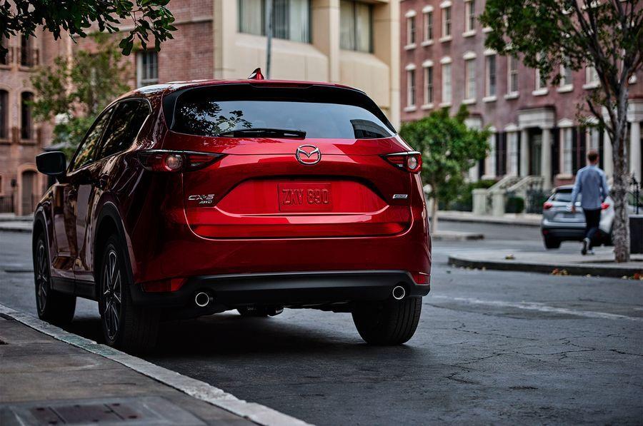 Hình ảnh: [ĐÁNH GIÁ XE] Mazda CX-5 2017 - Lột xác để trở thành crossover tinh tế và cao cấp số 9