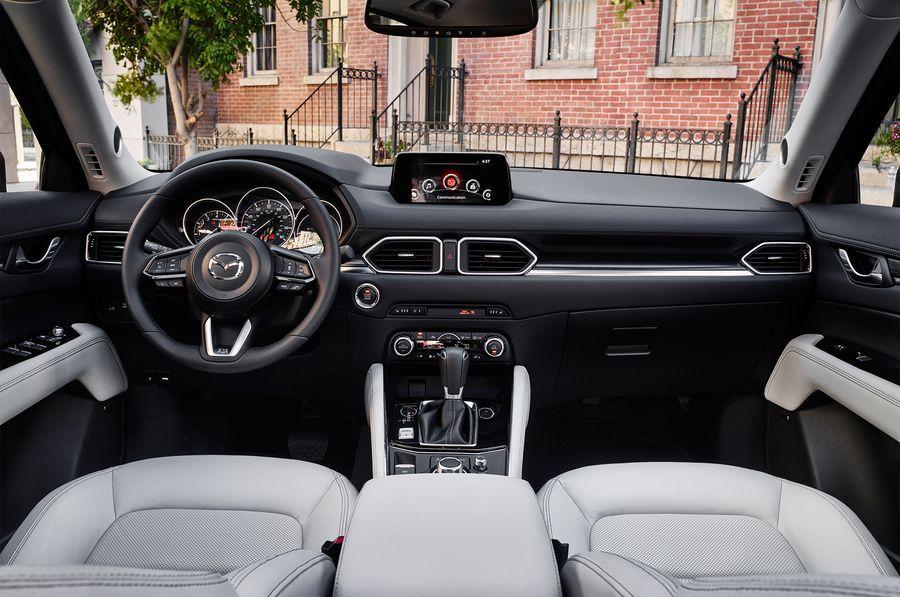Hình ảnh: [ĐÁNH GIÁ XE] Mazda CX-5 2017 - Lột xác để trở thành crossover tinh tế và cao cấp số 14