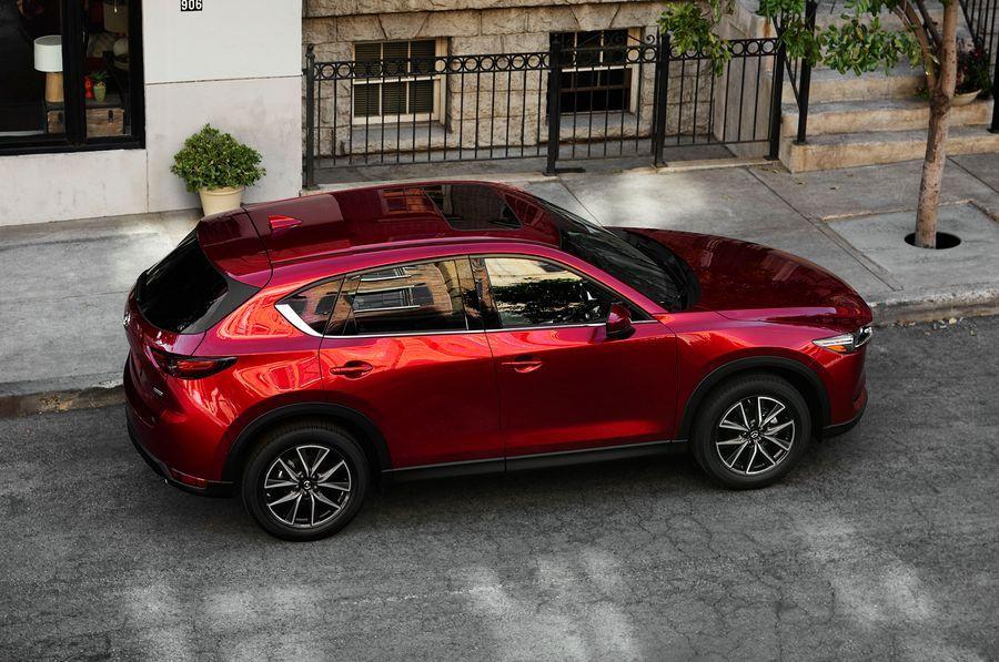 Hình ảnh: [ĐÁNH GIÁ XE] Mazda CX-5 2017 - Lột xác để trở thành crossover tinh tế và cao cấp số 3