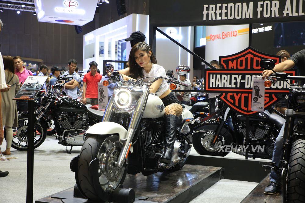 Harley-Davidson đem gì tới VIMS 2017